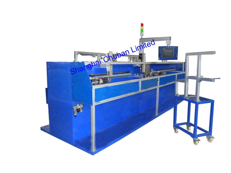 Automatic Mini Paint Roller Thermofusion Winding Machine
