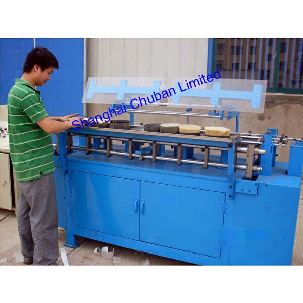 Bristle Mixing Machine